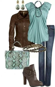 Love the jacket. It turns a cute outfit into something really sophisticated.