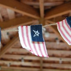 I will make some of these for the 4th of July celebrations.