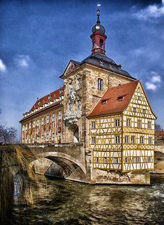 Bamberg, deutschland, #Germany