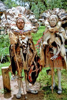 Medicine Men of the Kikuyu Tribe