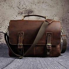 Men's Cow Leather Briefcase Shoulder Message Bag Laptop Bag This handmade leather bag is made with selected materials. The properties of. Leather Gifts, Leather Bags Handmade, Cow Leather, Leather Case, Laptop Messenger Bags, Laptop Bags, Laptop Shoulder Bag, Shoulder Bags, Laptops For Sale