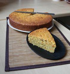 Gâteau moelleux à la clémentine, noix de coco & amande