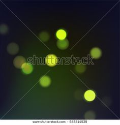 1338a3c22b Stock vector illustration fireflies night tropical background. Lights
