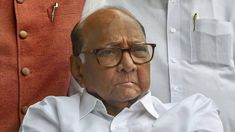 The ED has registered a money laundering case against NCP chief Sharad Pawar, his nephew and several others in the MSCB scam case. Award Names, State Government, White Sand Beach, Bikini Models, Going To Work, Are You Happy, Politics, India, People