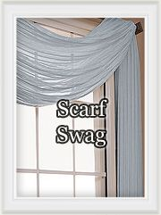 Scarf Swag Curtains                                                                                                                                                                                 More
