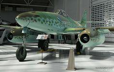 Schwalbe #plane # 2 ª Guerra Mundial:
