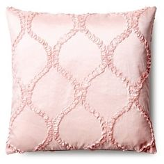 Catherine 17x17 Pillow, Pink