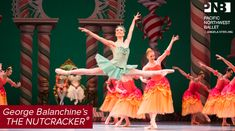 Pacific Northwest Ballet: George Balanchine's The Nutcracker, November 24 - December 28, 2017 at McCaw Hall. #McCawHall #PNBallet #SeattleEvents #Nutcracker #KidFriendly