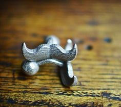 Mustache Cufflinks – $66