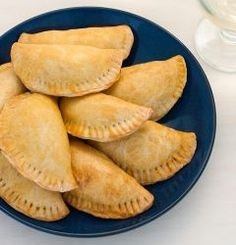 Cheese and Ham Pies » Recipes and Foods from Norway