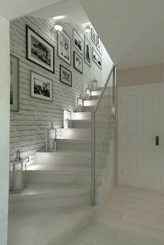 hallway decorating 140807925838251611 - Trendy basement stairs lighting ideas Ideas Source by apaudreyprice Basement Stairs, House Stairs, Basement Ideas, Interior Design Living Room, Interior Decorating, Hallway Inspiration, Hallway Ideas, Stair Lighting, Lighting Ideas