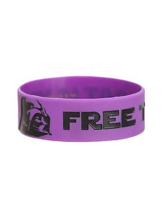 Star Wars Free Throat Hugs Rubber Bracelet | Hot Topic