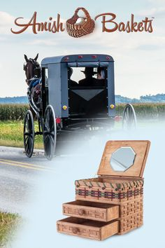 Amish Baskets brings you genuine Amish hand-crafted gifts for someone special. Each collectible handmade gift will be an unforgettable heirloom and enjoyed for a lifetime. Shabby Chic Cabin, Amish Quilts, Country Farmhouse Decor, Love Gifts, Creative Gifts, Farm Life, Basket Weaving, Gift Baskets, Handmade Gifts