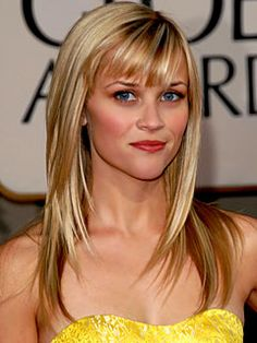 hairstyles for long hair with bangs and layers - Google Search