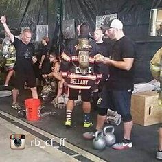 #Repost @rb_cf_ff Had an awesome time up in orange county competing in the #343herochallenge . it was a great way to honor those who made the ultimate sacrifice that day 14 years ago. And it is great to be able to bring home the 1st place trophy to represent NCFR What are you training for? Train Hard Do Work! #555fitness #fire #fitness #bemorehuman #firefighter #firefighterfitness #wod #workout #ems #emt #medic #paramedic #engine #iaff #goestojobs #truck #firefighterposts #trainhard #dowork…