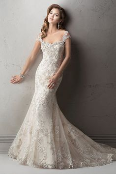 Mermaid Wedding Dresses - Mermaid Gowns | Wedding Planning, Ideas & Etiquette | Bridal Guide Magazine