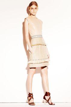 Chloé Resort 2011 Fashion Show - Kori Richardson