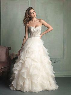 Allure Wedding Dresses - Style 9110 [9110]