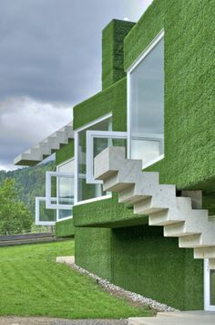 Weichlbauer Ortis Architects / green project