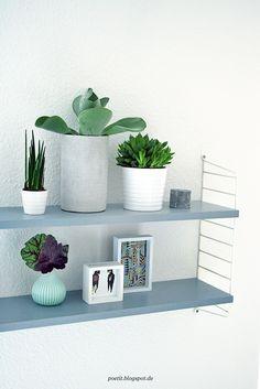 Urban Jungle Bloggers: My Plant Shelfie via @poetit #urbanjunglebloggers