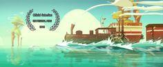 """""""Deux mercenaires partent en mer pour une partie de pêche un peu spéciale."""" """"Two mercenaries go to a very special fishing trip""""  Ce film a été réalisé dans le cadre de la Supa Résidence du studio Supamonks en deux mois.  Réalisé par : Vincent Gibaud : Réalisation, Concept Art, Background Design, Story Board , Layout, Animatique  http://vincentgibaud.tumblr.com/ Kevin Phou : Animation 2D/3D/Fx, Layout Animation  http://phoukevin.blogspot.fr Alizée Laffitau : Animation 2D/Fx, Chara-Design,…"""