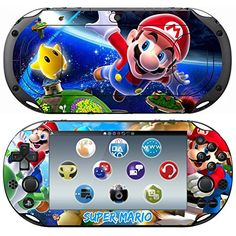 Vanknight Vinyl Decal Skin Stickers Cover for Playstation Vita 2000 PS Vita 2000 PSV 2000 Skin >>> More info could be found at the image url.Note:It is affiliate link to Amazon.