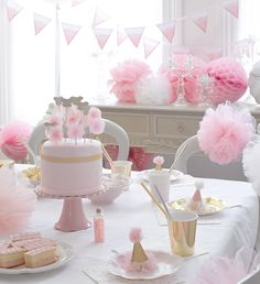 Explore the Range - We Heart Pink! - Party Pieces Blog