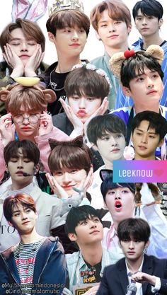 Wallpaper/Lockscreen Straykids LeeKnow Minho