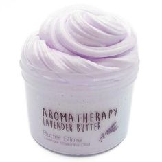 Aromatherapy Lavender Slime Stress Relief Toys and Games for Adult and Children Soft Playdough Recipe, Butter Slime Recipe, Choses Cool, Slimy Slime, Food Slime, Pretty Slime, Slime And Squishy, Slime Kit, Slime Shops