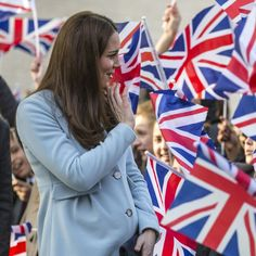 Pin for Later: Royal Report: The Duchess of Cambridge Works Hard, Then Plays Hard