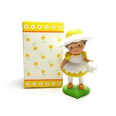 Daisy Dreamer Avon Little Blossom Mini Doll Vintage Miniature Figurine