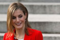 King Felipe VI of Spain and Queen Letizia of Spain attend the CSIC anniversary event in Madrid, Spain. Hugo Boss, Spanish Royalty, Stepping Out, Royal Jewelry, Queen Letizia, Madrid, Latest Pics, Spain, Glamour