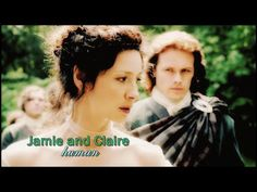 Jamie and Claire || `oh love your flaws and live for your mistakes` (+1x07)