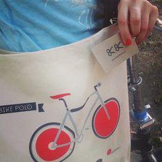 Bike on bag | www.kumakumie.pl