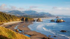 Cannon Beach Oregon, is best known for its majestic monoliths like Haystack Rock (an ideal beach selfie spot). However, its miles of serene beaches and a charming (yet refined) art scene make it one of the best resorts on the famed Oregon coast. Surf shops, galleries and wine bars line Hemlock Street. We suggest stopping by the Wine Bar at Sweet Basil's Cafe for bacon-wrapped dates, Willamette Valley wine ...