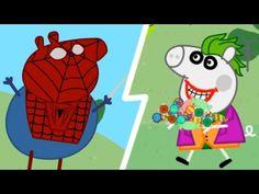 Peppa Pig em Português Brasil #174/ Episódios Dublados Completos / Vários  Episódios [KidMax] - YouTube | festas | Pinterest | Peppa pig em português,  ...