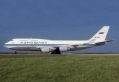 Aeroflot 747