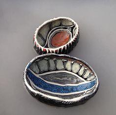 Studio Pottery | Indigenous Pots by Australia's Penny Evans