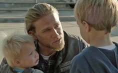 Viewers so rarely got to see Jax with both boys at once—did you fully appreciate the resemblance until this moment? It made the goodbye all the harder to watch. And Jax telling Abel to listen to Nero because he's Daddy's best friend…