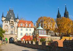 Castle Albrechtsburg Meissen, Germany