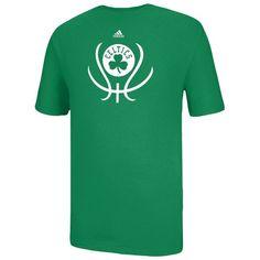 adidas NBA Basketball Logo T-Shirt - Men's