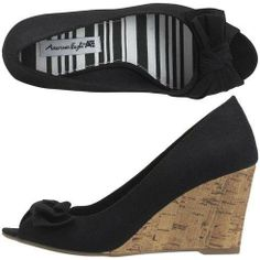 #payless #wedge #shoes #sandals $19