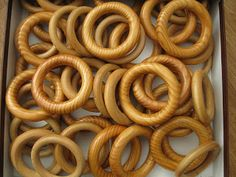 Wooden curtain rings ≈ ≈