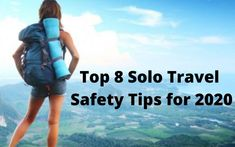 The top 8 safety travel tips for 2020 that would help you trot around the globe freely and much more secure. Solo Travel, Travel Tips, Travel Destinations, Hollow Earth, India Tour, Tourist Places, Travel Gadgets, Travel Alone, Travel Light