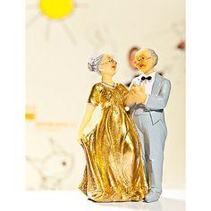 50th Anniversary Cake Topper – CAD $ 16.79
