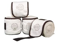 Lauria Garrelli Majestic Bandages White