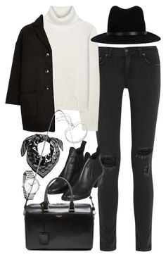 """Outfit for going into the city"" by ferned on Polyvore"