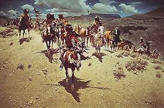 Comanche Moon - Frank McCarthy - World-Wide-Art.com