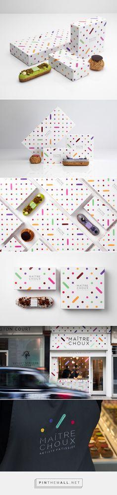 The Dieline Awards 2016: Maitre Choux- MONOGRAM — The Dieline - Branding & Packaging - created via https://pinthemall.net