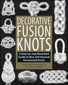 I just bought two copies of this. One is for me. The other is a donation to a silent auction at our Order of the Arrow Lodge Banquet. This guy has such creative knots and great directions.